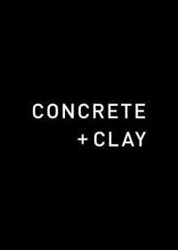 concrete clay